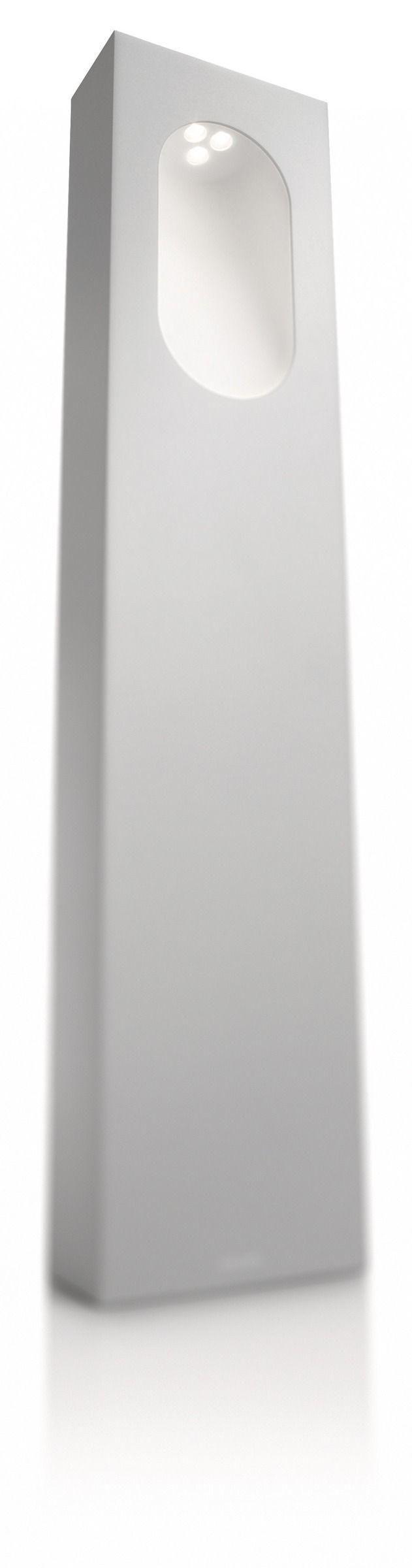 Philips myGarden Sokkel/lantaarn 168178716  Light up your outdoor life Moderne buitenverlichting Een bekroond ontwerp met een slank silhouet. Het ovale binnenwerk geeft een warm wit licht. Deze dimbare grijze Philips Ledino sokkellamp is gemaakt van hoogwaardig aluminium en creÃert een prettige sfeer. De lichthoek is ideaal voor tuinpaden en terrassen.Speciaal ontworpen voor buitenshuis - Elegante en duurzame materialen. - Uitgebreide keuze aan toepassingen. - Moderne…