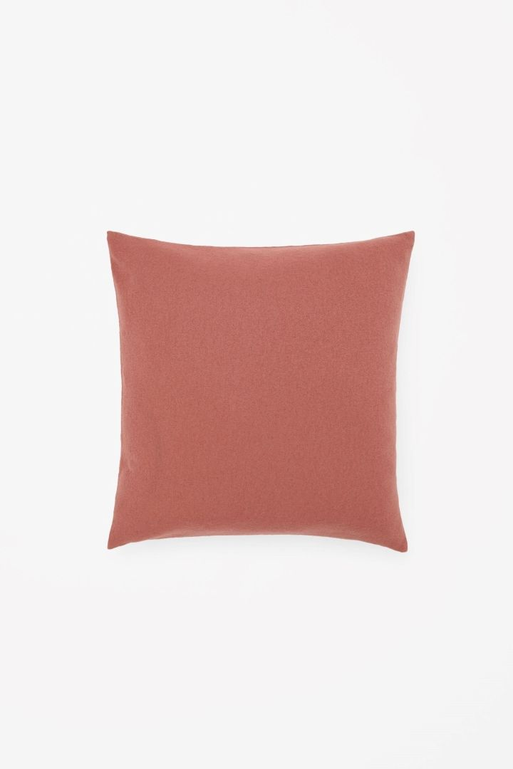 COS | Square wool cushion
