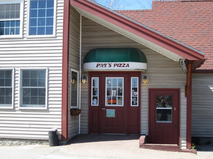 #Pats #Pizza Bethel, Maine.  Get a #coupon here!
