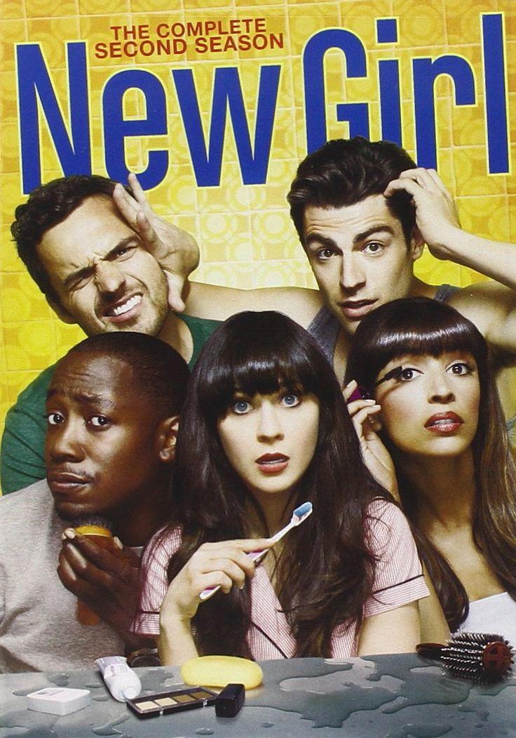 Amazon.com: New Girl: Season 2: Zooey Deschanel, Jake Johnson, Max Greenfield, Hannah Simone, Lamorne Morris: Movies & TV