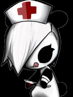 Download Emo Nurse Wallpaper 240x320 | Wallpoper #81259