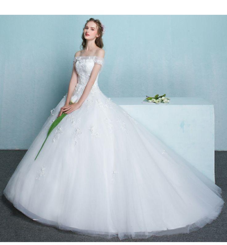 243 best Wedding Dress images on Pinterest   Ballroom dress ...