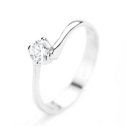 Inel de logodna cu diamant CORIOLAN DR059 C191 #bijuterii #coriolan #cercei #earings