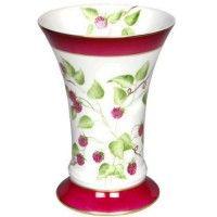 Vase en porcelaine - French Framboise vase