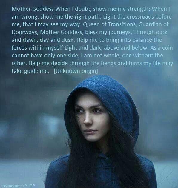 Mother Goddess  )O(