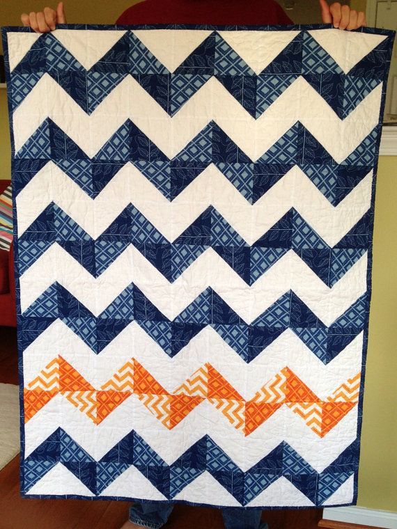 151 best Quilt Ideas images on Pinterest | Quilting projects ... : blue and orange quilt - Adamdwight.com