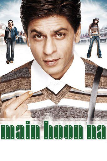 """*Watch!!~ Main Hoon Na (2004) FULL MOVIE """"HD""""1080p Sub English ☆√ ►► Watch or Download Now Here 《PINTEREST》 ☆√"""
