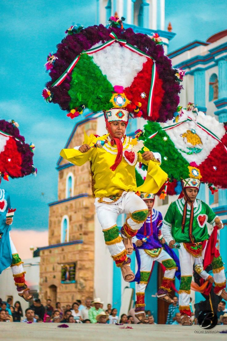 Danza de la pluma  #Oaxaca