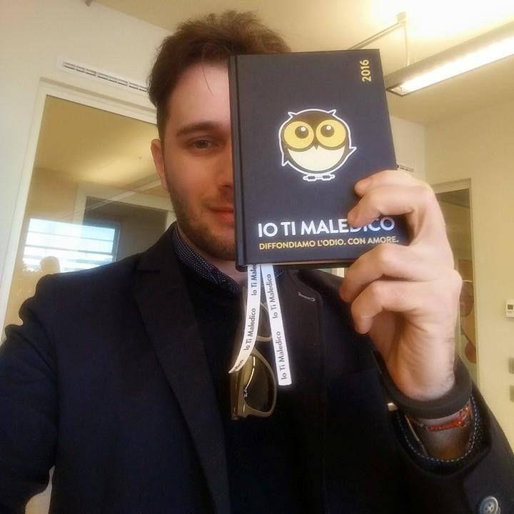 INTERVISTA: Adam Romano (Io ti maledico) vi presento il gufetto che fa impazzire il web.