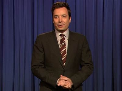 Jimmy Fallon's 'Tonight Show' transition dominates late night monologues (Photo: @NBC TV)