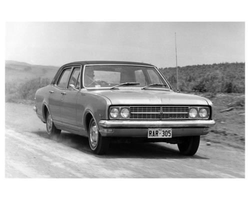 1968 Holden HK Premier Factory Photo Australia ua9115-ZX9RGW