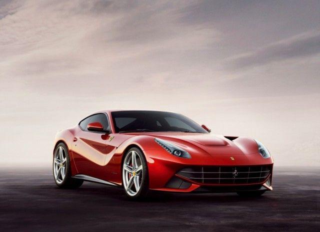 Ferrari F12berlinetta! 740 hp.