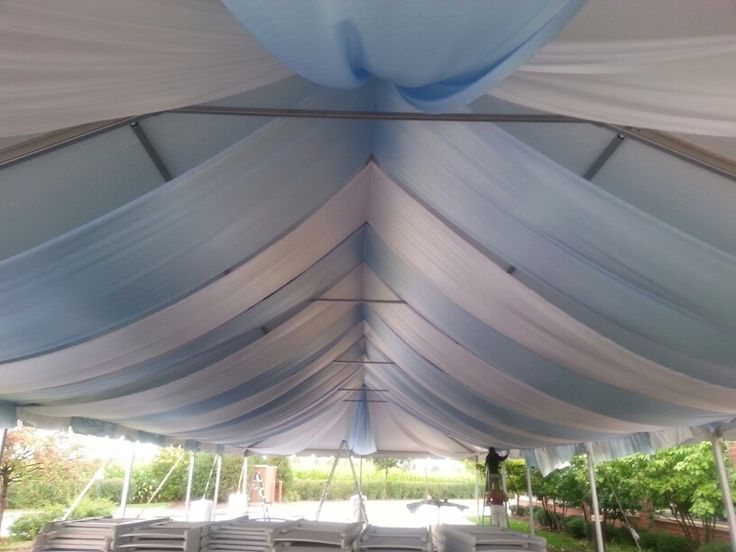 Tent fabric treatment in chicago