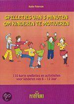 Spelletjes van 3 minuten om kinderen te motiveren