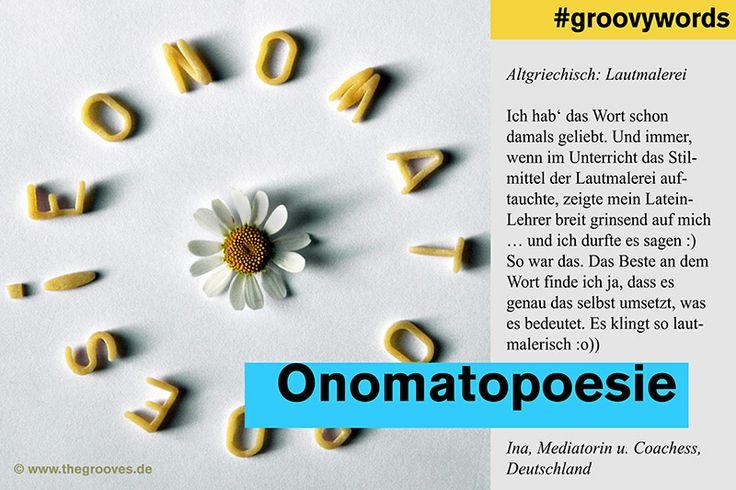 Onomatopoesie - Altgriechisch: Lautmalerei
