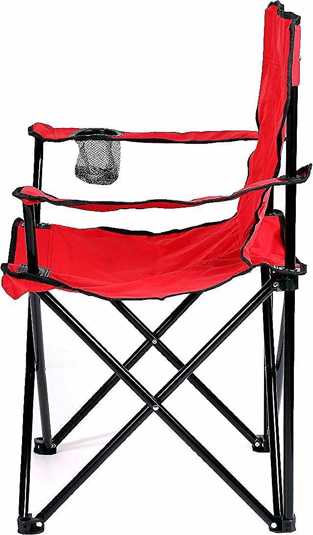 Table De Camping Chaise De Camping Chaise Pliante Faltstuhl Regiestuhl Chaise De Jardin Rouge Jeobest Outdoor Chairs Folding Lounge Chair Outdoor Decor