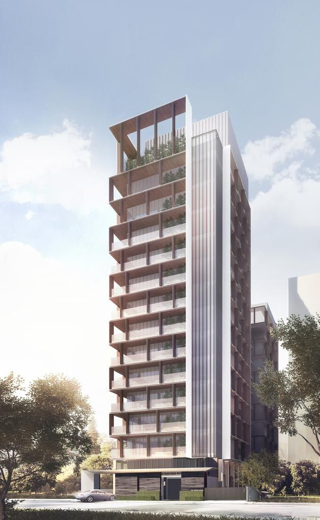 One Central Avenue - Mumbai - Architecture - SCDA