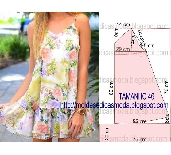 35 modelos y patrones de vestidos para dama19