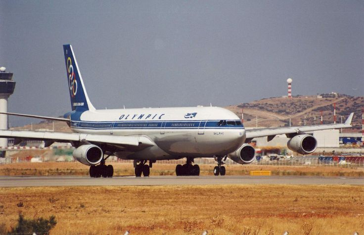 OLYMPIC 340-300 SX-DFB(cn239)
