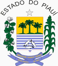 COA of Piauí has the shortest coastline Brazilian states at 66 km (41 mi), and the capital, Teresina, is the only state capital in the northeast to be located inland. The reason for this is, unlike the rest of the area, Piauí was first colonised inland and slowly expanded towards the ocean, rather than the other way around. Park with more than 400 archaeological sites and the largest concentration of rock paintings in the world, in a landscape dominated by canyons and caatinga.