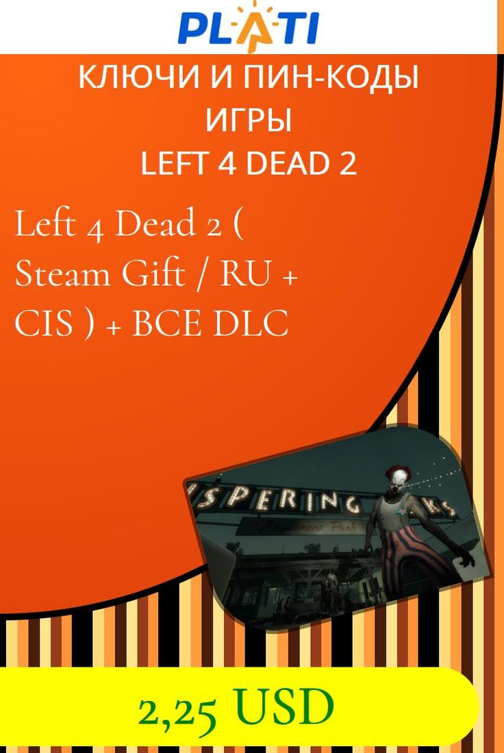 Left 4 dead 2 steam key - The talk wiki