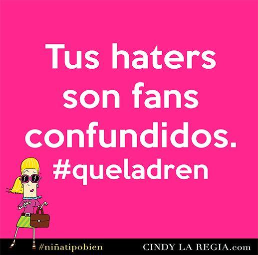 Fans confundidos!!