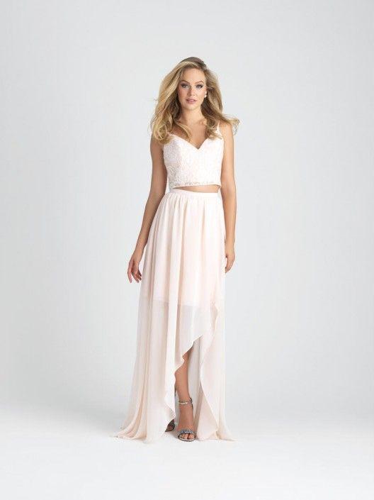 53 besten 2-piece Bridesmaid Dresses Bilder auf Pinterest | Stil ...