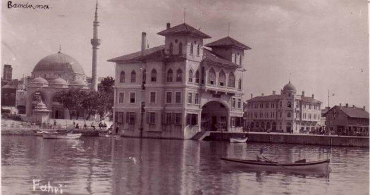 Bandırma 1930lar