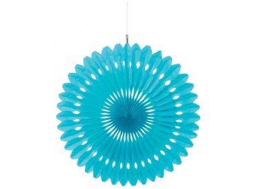 Caribbean Blue Fan Decoration | Whish.ca
