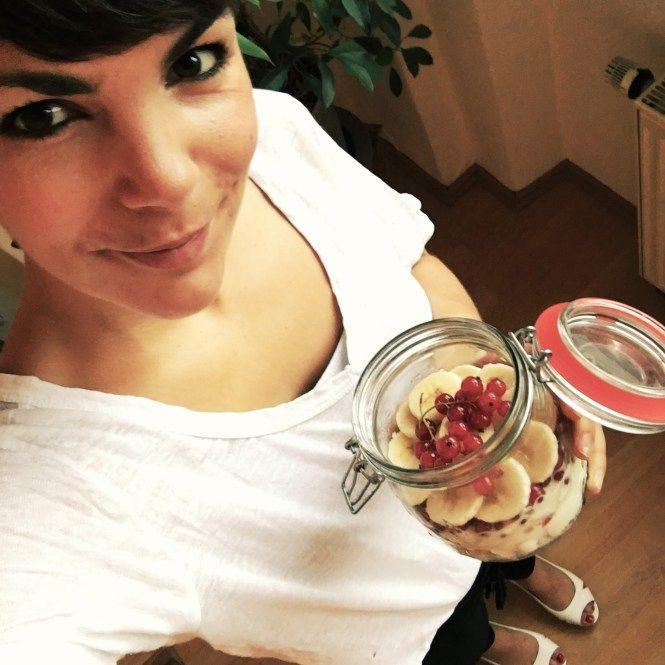 Chia Kokos Frühstück