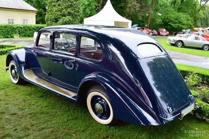1935 Tatra T90