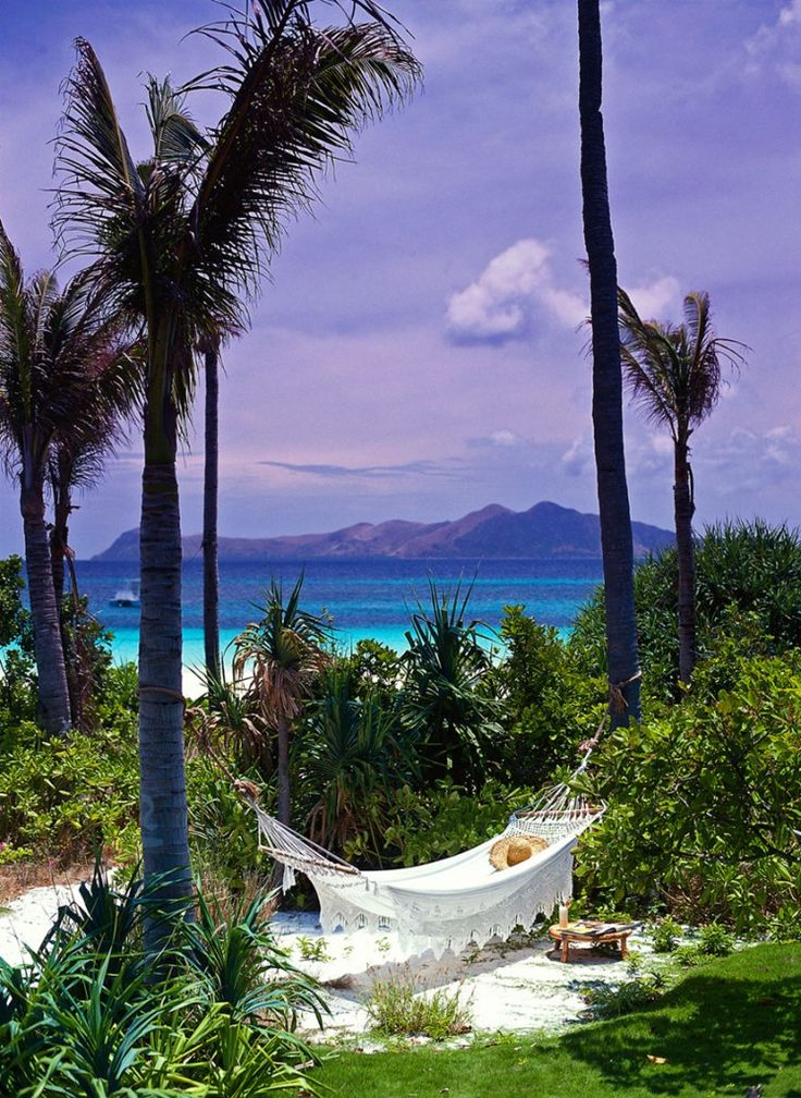 Five star Amanpulo Resort is located on the private island of Pamalican set among the Quiniluban Group of Cuyo Islands, situated in the north of the Palawan Province of the Philippines.