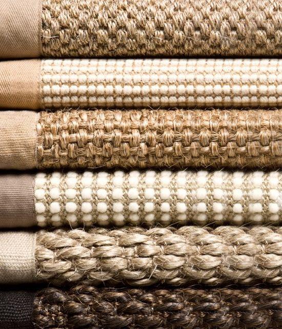 Voor een natuurlijke uitstraling in je interieur kies je voor een #vloerkleed…