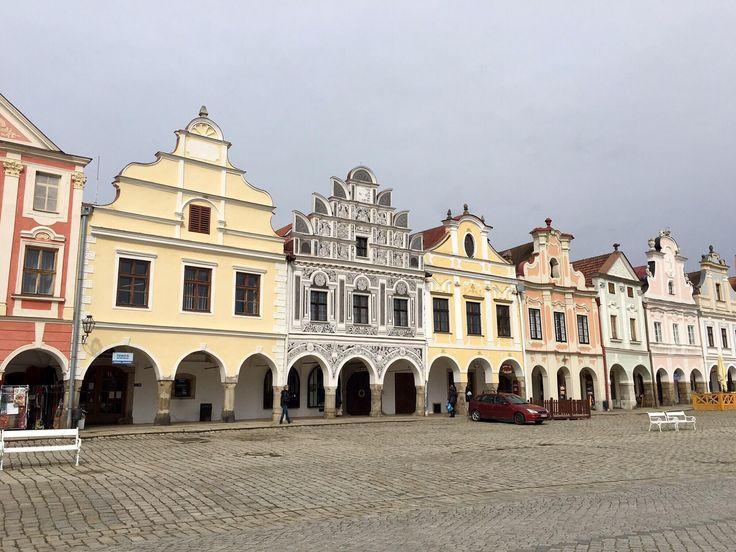 **Historic Centre of Telc - Czech Republic