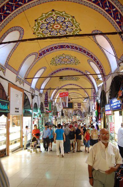 Turquie Istanbul Bazar (3)