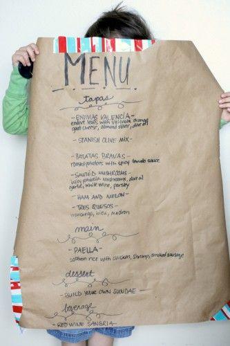 Tapas Dinner Party Menu | Jamie's Recipes