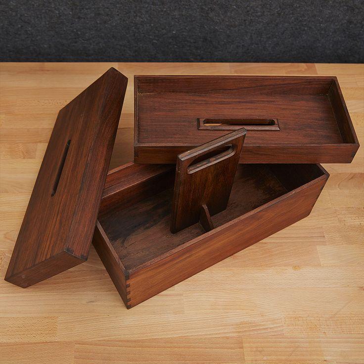 Wood Tool Box - Cool Material