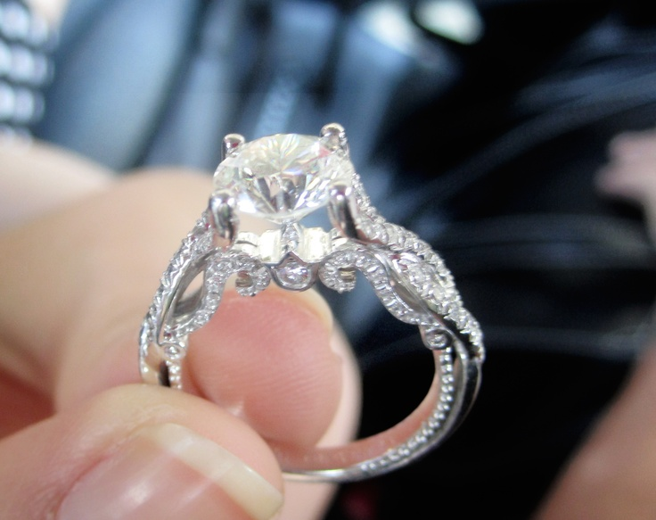 The Most Beautiful Engagement Ring I Have Ever Seen
