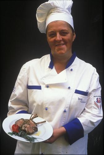 Iginia Carducci, ristorante Osteria dei Fiori di macerata