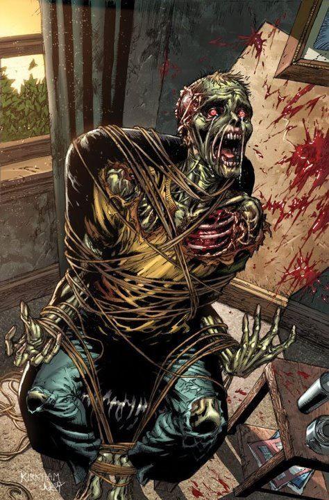Undead Zombie Walker https://www.facebook.com/ZombieCPC #zombie #walkingdead