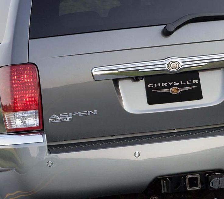 2016 Chrysler Aspen