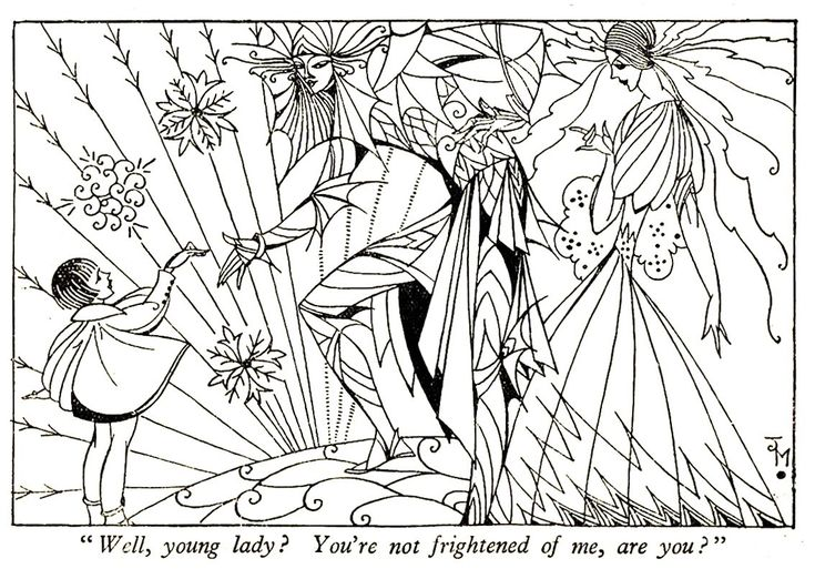 Vintage Copywriting Blog: The Joyce Mercer 1930s Vintage Children's Illustrations