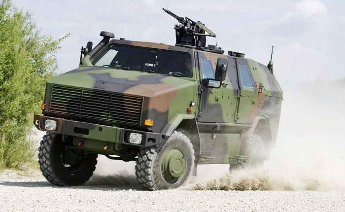 ATF Dingo | ATF Dingo - É blindado, mais difícil de invadir do que um cofre de ...