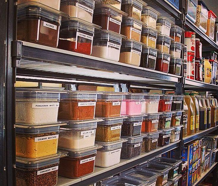 Restaurant Kitchen Storage 96 best restaurants & foodservice images on pinterest | food