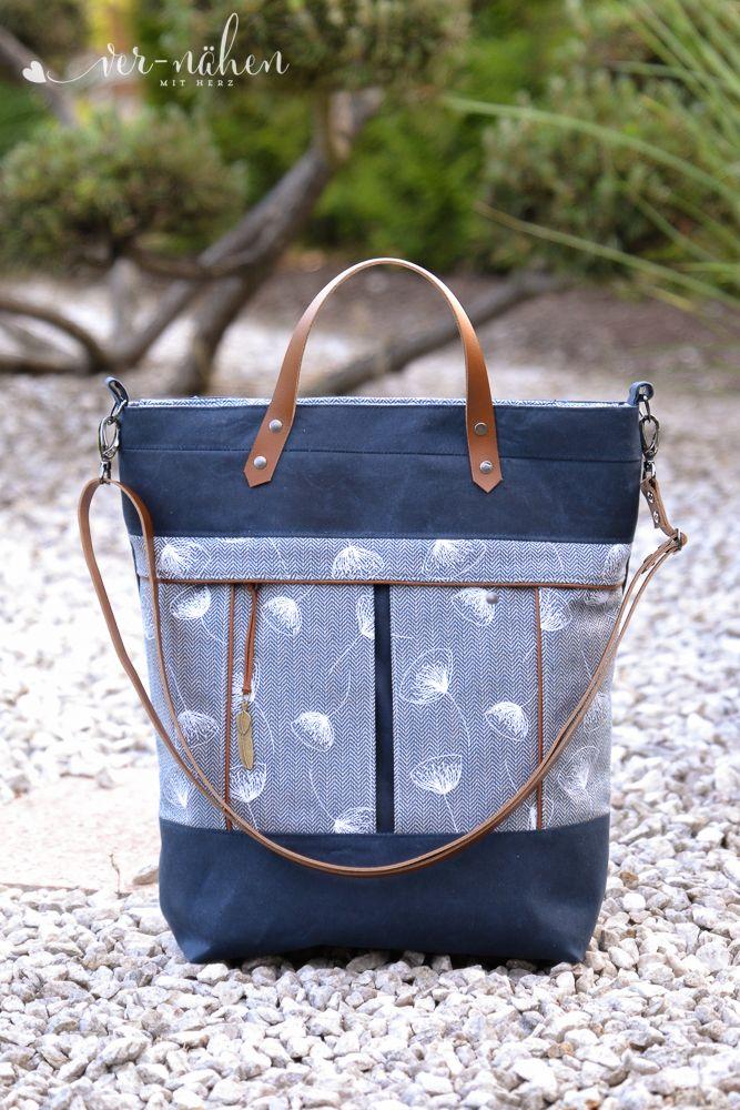 Mila UniBag | Taschen, Selbstgemachte taschen, Taschen nähen