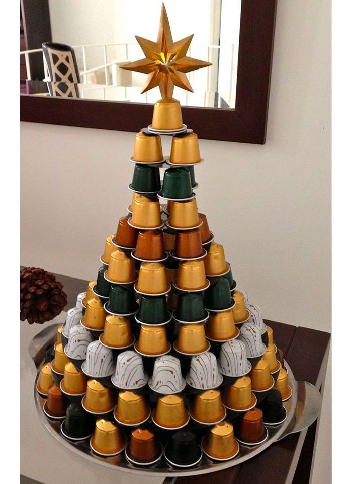 Souvent 24 best Nespresso Natal images on Pinterest | Christmas crafts  QB81