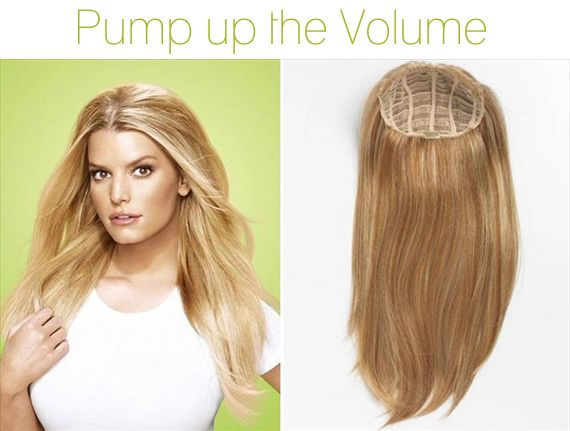 pump up the volume hair extensions - Wedding Hair Extensions: Do's and Don'ts
