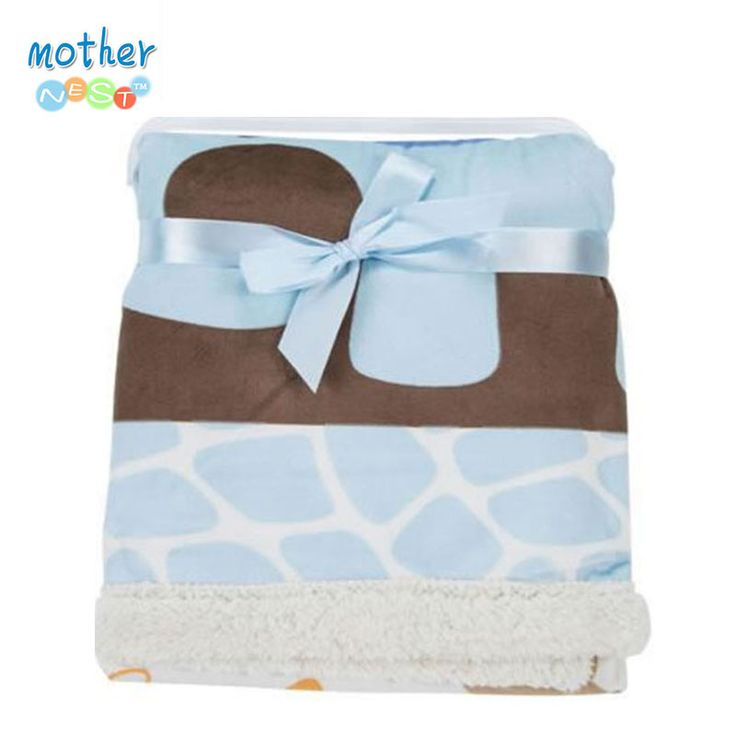 Baby Blanket Newborn Swaddle Wrap Super Soft Baby Nap Bedding Set Blanket Animal manta cobertor Baby Sleeping Products