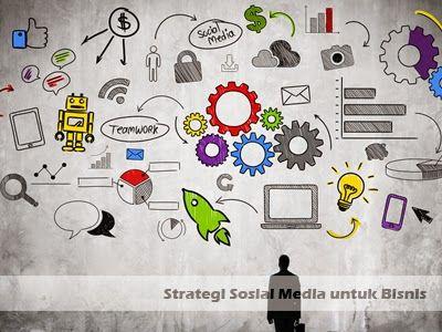 5 Kunci Strategi Sosial Media untuk Bisnis >> http://goo.gl/eqzr7B #mediasosial