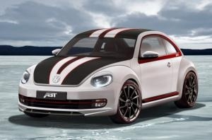 Why they wanna make the new beetle have these ugly stripes? I just want the plain white ones!